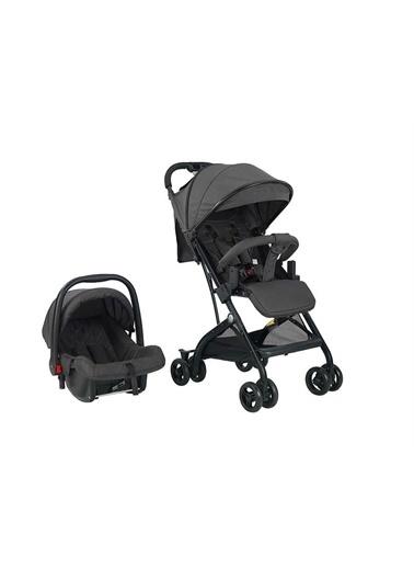 Baby2go Baby2Go 2031 Heets Travel Sistem Bebek Arabasi - Gri Gri